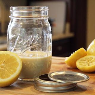 Lemon Tahini Garlic Dressing Recipes