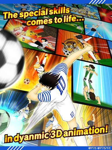Captain Tsubasa: Dream Team 1.10.2 gameplay | by HackJr.Pw 10