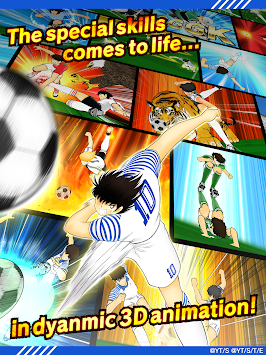 Captain Tsubasa: Dream Team APK screenshot thumbnail 10