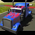 Flying Car : Transformer Truck