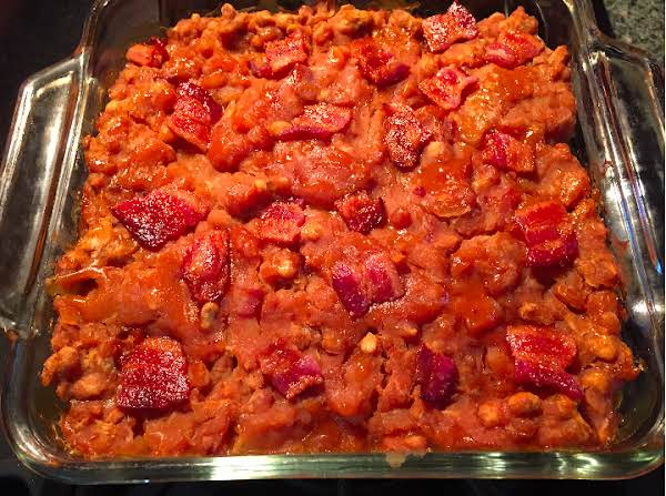 Grandma Browns Baked Beans Good Alone But Super Delicious Using This Recipe.