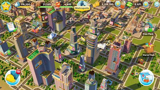 Citytopia [Mod] Apk - Design special city