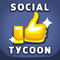 Social Network Tycoon - Idle Clicker & Tap Game icon