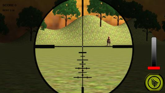 Dino Hunting Jurassic Sniper3D screenshot 4