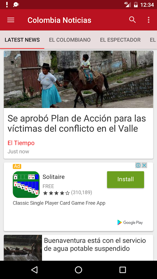 Colombia noticias android apps on google play for App noticias android