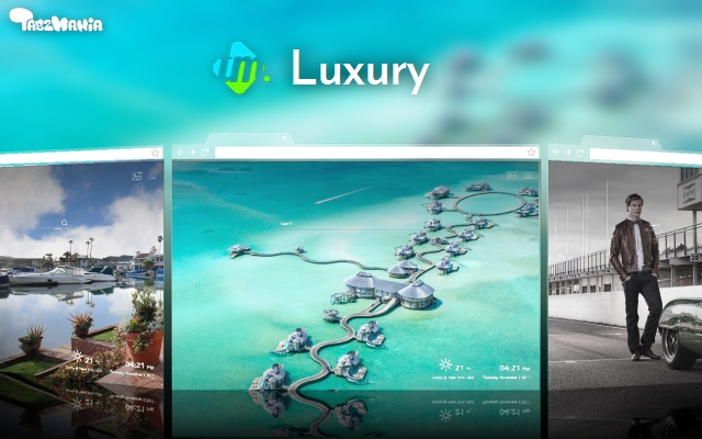 Luxurious Wallpapers HD New Theme