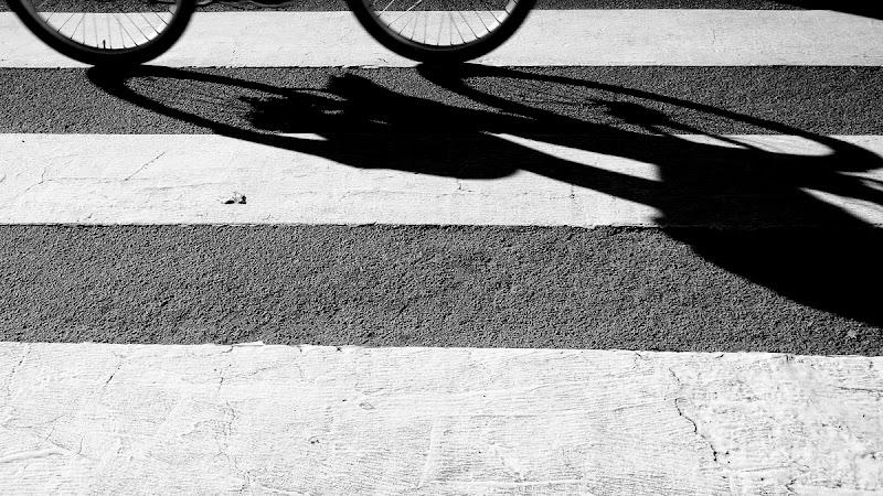 Inseguimento a ruota di Luca Mandelli