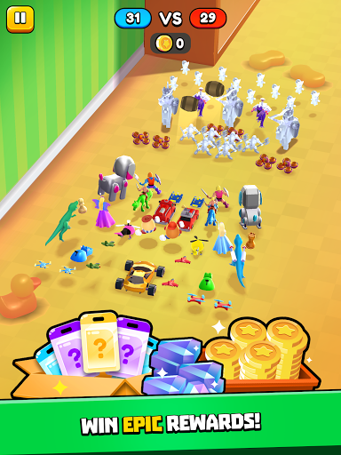 Toy Warfare screenshot 9