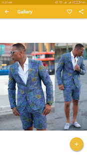 African Men's Fashion Styles- screenshot thumbnail