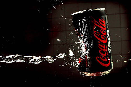 coke zero by Chris Olivar - Artistic Objects Other Objects ( abstract, pwccans, fine art, tin cans, things )
