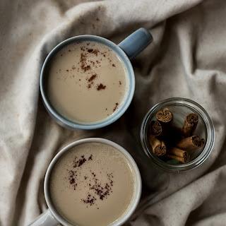 Cinnamon Date Latte