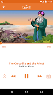 SikhNet Audio Stories for Kids- screenshot thumbnail