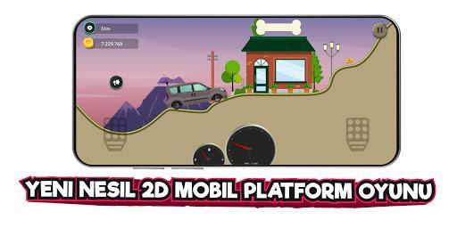 2D Araba Serisi - Modifiye Simulatoru 2.3 screenshots 8