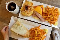 豐滿三明治  豐滿總匯三明治早午餐 竹北店