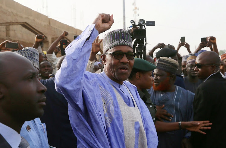 Image result for nigeria presidential election 2019
