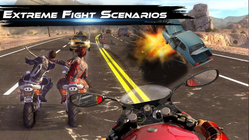 Скриншот реальный Велосипед Атака раса Шоссе порыв