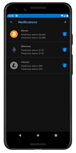 Crypto Tracker - Cryptocurrencies news & portfolio screenshot 3