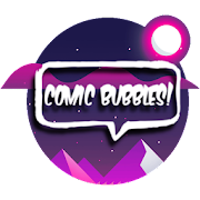 Photo Comic Bubbles