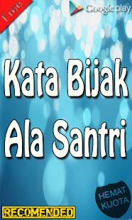 Kata Kata Santriwati Salafi Nusagates