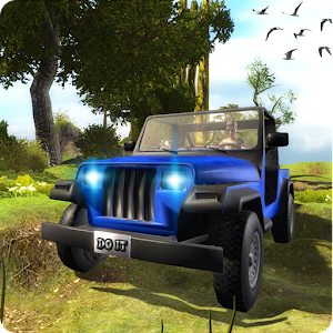 4×4 Off Road Rally Truck for PC and MAC