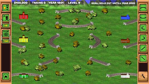 My Railroad: trains, railways, traffic lights  captures d'u00e9cran 1