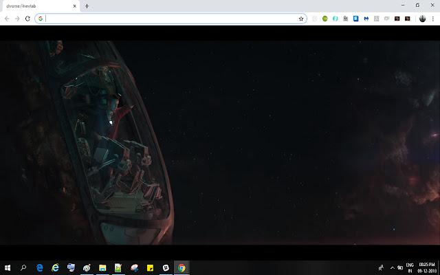 Avengers Endgame Tony Stark Theme