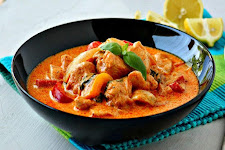Thai Chicken In Red Sauce