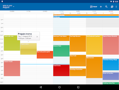 DigiCal+ Calendar- screenshot thumbnail