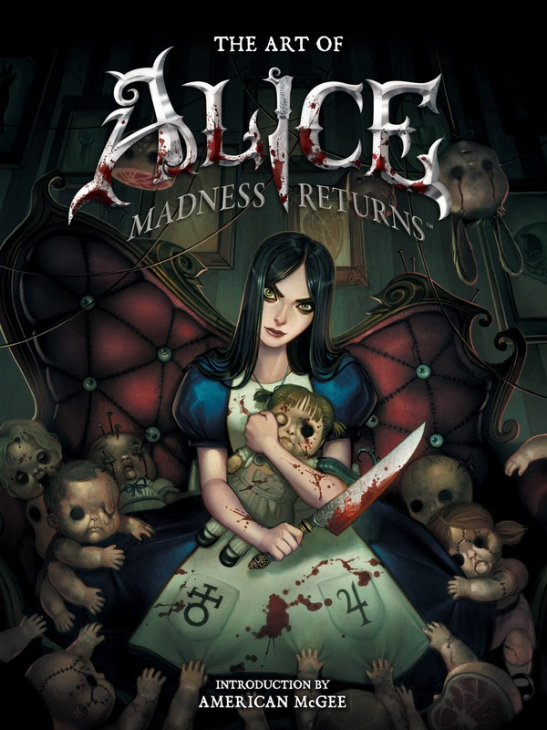 The Art of Alice: Madness Returns (2011)