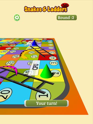 Snakes Ladders 3D 1.0.4 screenshots 10