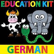 Toddlers German Education Kit