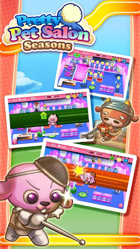 Pretty Pet Salon Seasons - screenshot