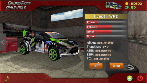 Grand Race Simulator 3D screenshot 7