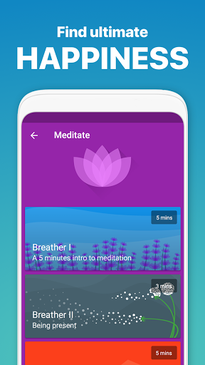 Fabulous: Daily Motivation & Habit Tracker  screenshots 8