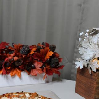 Gluten Free Curried Pumpkin Chicken Pizza