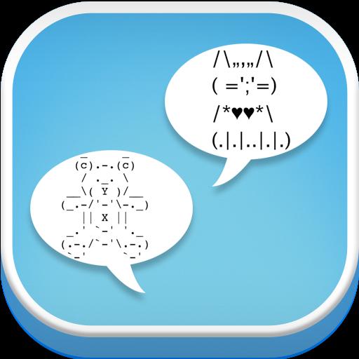 Text Emoji - Love Art, Emoji Symbols