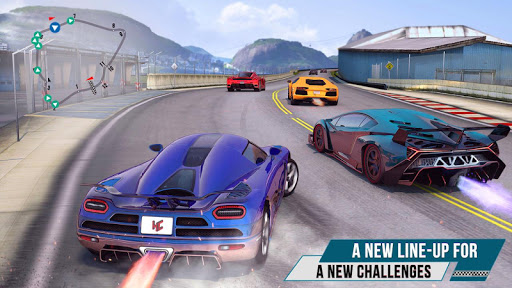 Turbo Drift Race 3d : New Sports Car Racing Games android2mod screenshots 7