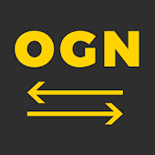 OGN - Crypto Currency Converter