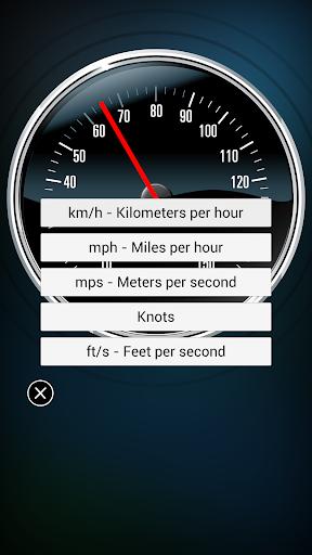Speedometer screenshot 3