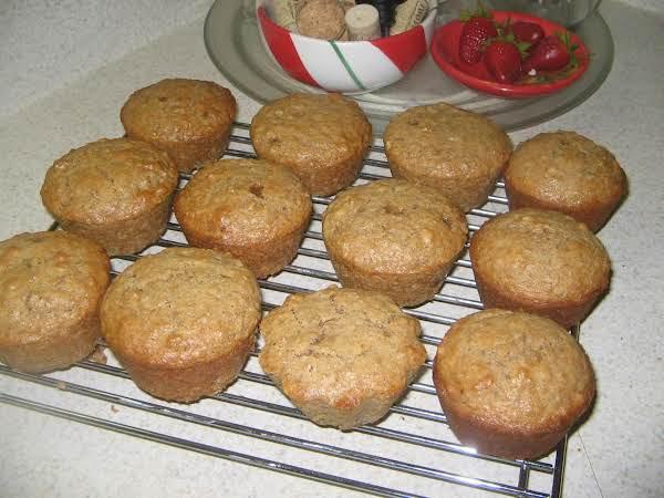Amazing Grape-nut Muffins