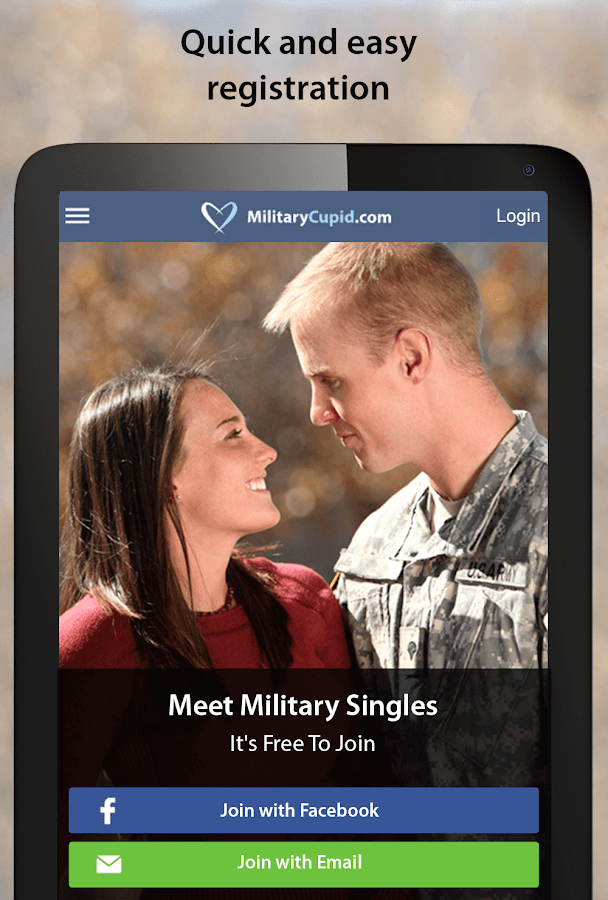 MilitaryCupid - Dating App - Android Apps on Google Play