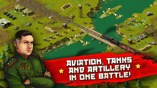 Second World War: real time strategy game! u0635u0648u0631 1