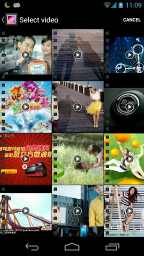 Video Maker Movie Editor screenshot 2