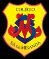 Logo Colégio Sá de Miranda - Organizador do 1º Encontro de Educação Positiva