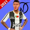 Super Soccer Star 2021-Top Football Soccer Games icon