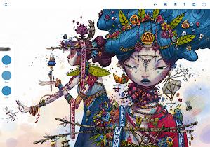 Adobe Photoshop Sketch - screenshot thumbnail 07