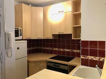 Appartement 2 pièces 45,83 m2