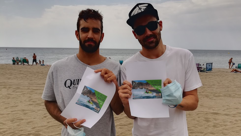 Ganadores del alquiler de motos de agua de Marine Horse