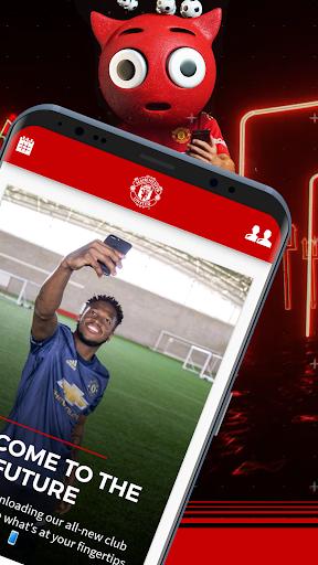 Manchester United Official App 6.2.4 screenshots 2