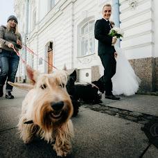 Wedding photographer Nikita Gusev (nikitagusev). Photo of 31.10.2016